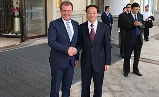 Başkan Seçer, Çinden Yatırıma Çağırdı