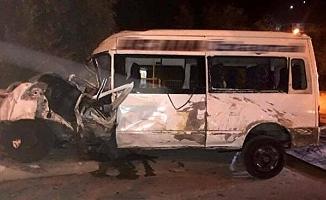 Çaldığı Araçla Yaptığı Kazada Öldü