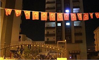 Erbil Şehidinin Baba Evine Acı Haber Ulaştı