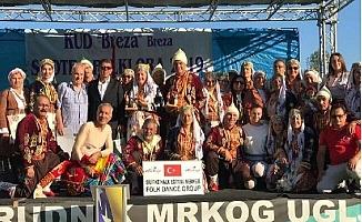 Gönüllü Folklorcular Bosna Hersek'te