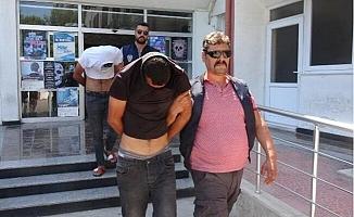 Kablo ve Sayaç Hırsızlığına 2 Tutuklama