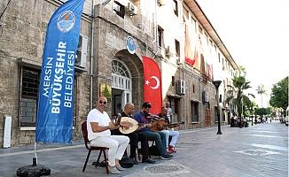 Mersin Büyükşehir Konservatuvarından Mini Konser