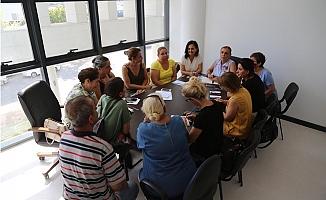 Mezitli'de Üretici Kadınlar Kooperatifleşiyor