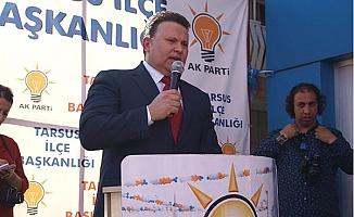 Tarsus AK Parti İlçe Yönetim Listesi Belli Oldu