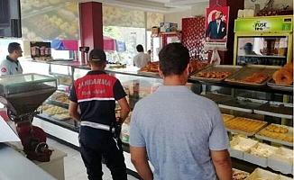 Tarsus'ta Fırın ve Pastane Denetimleri Sürüyor