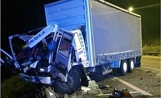 Tarsus'ta Kaza: 2 Ölü, 3 Yaralı