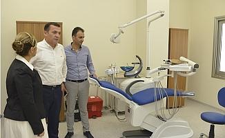 Yenişehir Devlet Hastanesi Hasta Kabulüne Başladı