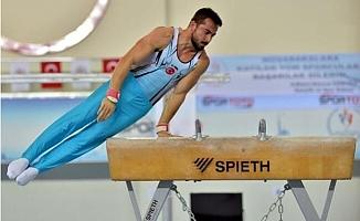 Artistik Cimnastik Dünya Kupası Başladı