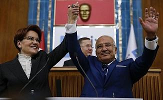 Burhanettin Kocamaz İYİ Parti Genel İdare Kuruluna Seçildi.