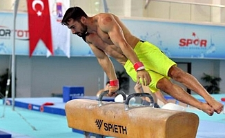 Cimnastik Milli Takımı'nda Hedef Olimpiyatlar