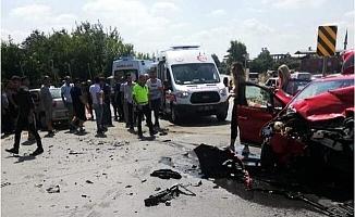 Mersin'de Kaza: 7 Yaralı