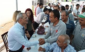 Tarsus Belediyesi'nden Bayram Öncesi Personel'e Maaş Müjdesi
