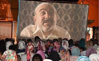 Tarsus'da Açık Sinema Keyfi 8 Eylül'e Kadar Sürecek