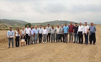 Tarsus'u İncir Şenliği Heyecanı Sardı.
