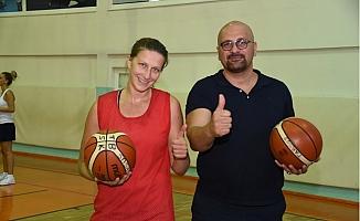 Julia Suzan Demirer, Tarsus Belediyespor'da!