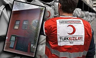 Kızılay 'İtibar' İçin Köşk Kiraladı: Aylık 12 Bin Dolar!
