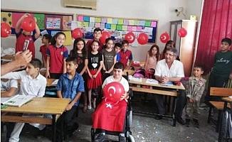 Mehmet Artık Akülü Araba İle Okula Gidecek