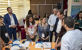 Mersin Büyükşehir'den Gençlik Çalıştayı