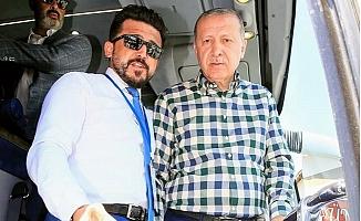 Mersin'de AK Partili Yönetici Kendisini Yakmaya Çalıştı