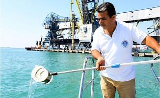 Mersin'de Deniz Kirliliğine Geçit Yok