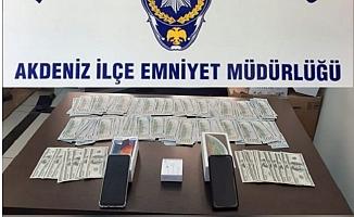 Mersin'de 20 Bin Doları Çalan Hırsızlar, Gaziantep'de Yakalandı