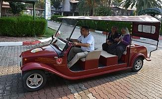 Tarsus Belediyesin'de Buggy Aracı Vatandaşın Hizmetin'de