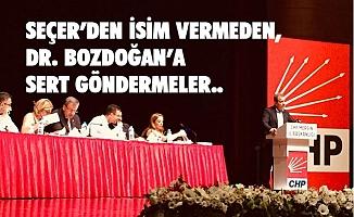 Vahap Seçer'den Tarsus Belediye Başkanına Sert Gönderme