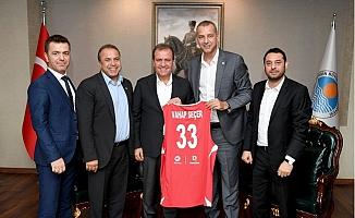 2021 FİBA Avrupa Kadınlar Basketbol Şampiyonası, Mersin'de Gerçekleşecek