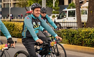6. Caretta Bisiklet Festivali Başladı