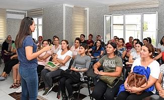 Büyükşehir'de İşe Alınan 100 kadın Personel Eğitimden Geçti