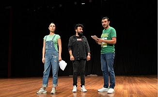 Büyükşehir'in Şehir Tiyatroları Yeni Sezona Hazır