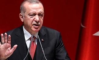 Erdoğan, ABD'nin Yaptırım Tehdidine Resti Çekti