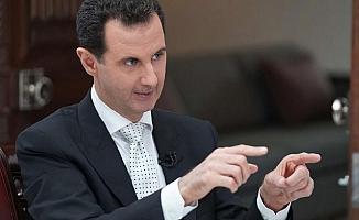 Esad'dan Barış Pınarı Harekatı'yla İlgili Sert Açıklama