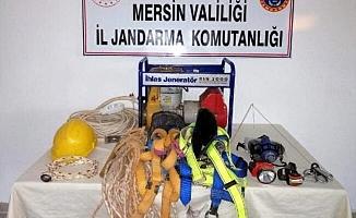 Kaçak Kazı Jandarmaya Takıldı