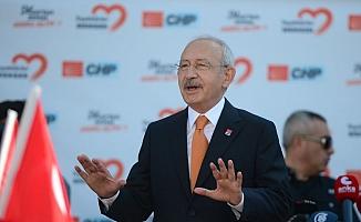 Kılıçdaroğlu: Su Üzerinden Bir Toplum Ayrışır mı?