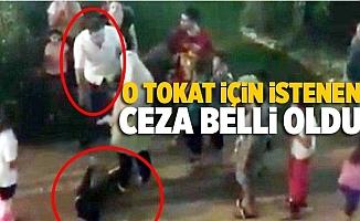 Mersin'de Çocuğa Tokat Atan Adama Savcı 6 Yıl Hapis Cezası İstedi
