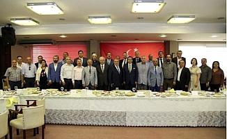 Mersin'de Ortak Basın Açıklaması 'Barış Pınarı Harekatı'