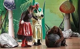 Şehir Tiyatroları Perdelerini Açtı