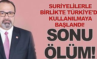 Suriyelilerle Birlikte Türkiye'de Kullanılmaya Başlandı!