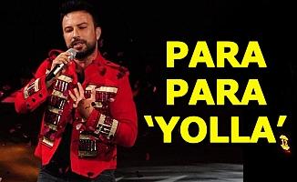 Tarkan Harbiye Konserlerinden Servet Kazandı