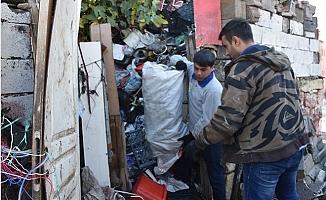 Tarsus Kent Merkezinde Salgın Hastalık Tehlikesi!