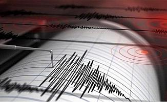 Adana'da 4 Büyüklüğünde Deprem