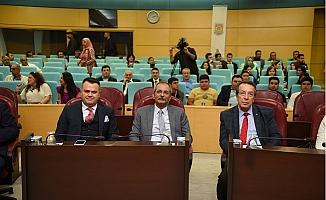 Atatürk Tarsus'ta Adlı Konferansa Büyük İlgi