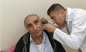 Büyükşehir'den Emeklilere İşitme Tarama Testi
