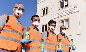 Büyükşehir, Göz Solüsyonu İle Takdir Topladı