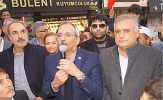 CHP Genel Merkezi Tarsus Örgütüne El Attı