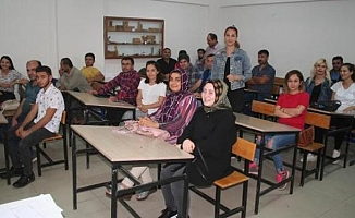 Erdemli'de 'Usta Öğreticilik' Eğitimi Başladı