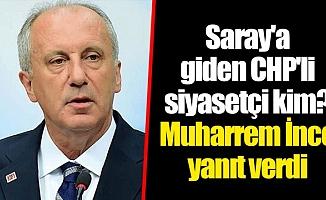 'Erdoğan'la Görüşen CHP'li Kim?'
