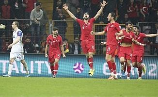 EURO 2020 Futbol Şampiyonası'ndayız