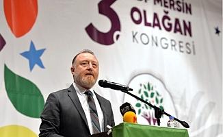 HDP Mersin İl Örgütü, 3'üncü Olağan Kongresini Gerçekleştirdi.